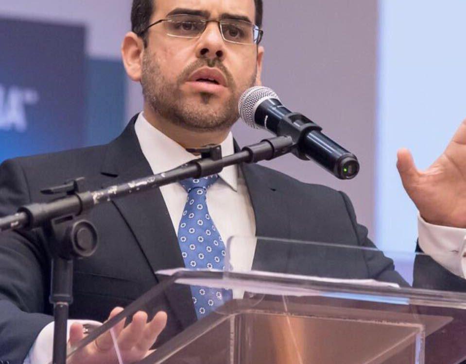Carlos Barros, presidente da UNACRIM. - CRÉDITO Divulgação